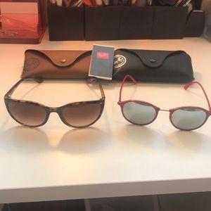 Rayaban glasses